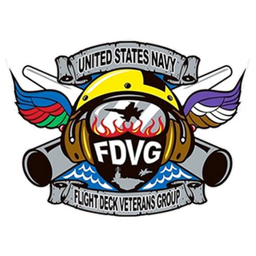 Custom WordPress web design for military non-profit, United States Navy Flight Deck Veterans Group.