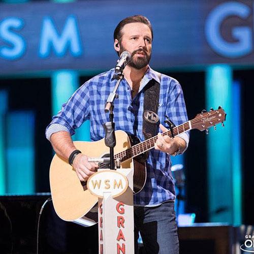 Custom WordPress web design for award winning country music artist, Mark Wills, in Nashville, Tennessee.