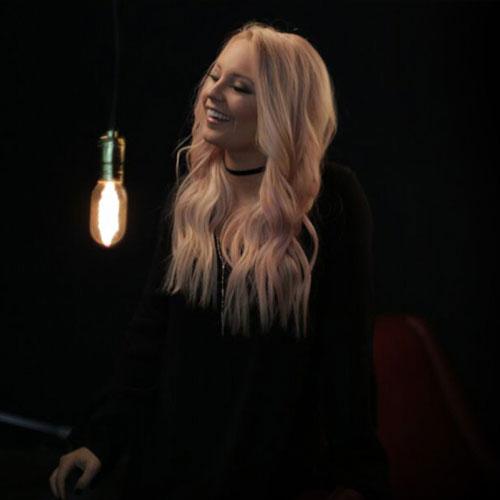 Custom WordPress web design for country music artist, Janelle Arthur, in Nashville, Tennessee.