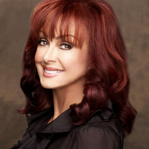 Custom WordPress web design for country music legend, Naomi Judd.