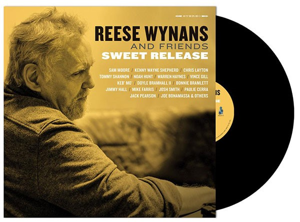 "LEGENDARY SOUL MAN SAM MOORE FEATURED ON NEW ""CROSSFIRE"" SINGLE, RELEASED BY STEVIE RAY VAUGHAN BANDMATE AND FELLOW ROCK & ROLL HALL OF FAMER REESE WYNANS FEAT. JOE BONAMASSA"