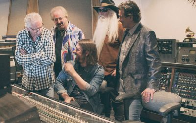 The Oak Ridge Boys Announce Renewed Partnership With Super-Producer Dave Cobb; Also Adding Dates For Their 2019 Shine The Light Tour