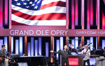 Grand Ole Opry Announces Lineup For 'Salute The Troops'