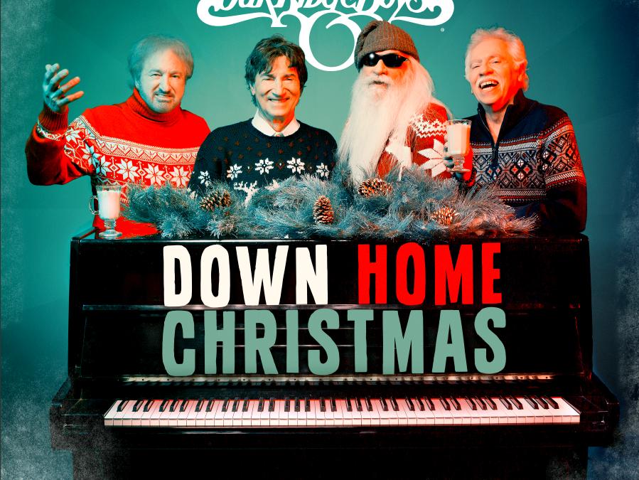 The Oak Ridge Boys Release New Album 'Down Home Christmas' Today & Celebrate 30th Annual Christmas Tour, Kicking Off On November 13
